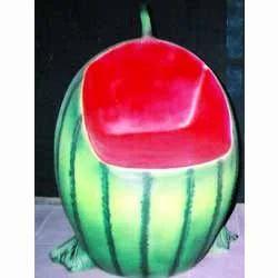 FRP Watermelon Bench