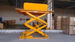 Hydraulic Scissor Lift Supplier in Delhi NCR