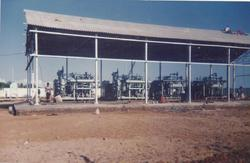 Gas Gathering Plant