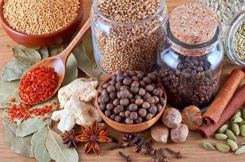 Spices List - Spices Manufacturer from Mangalore