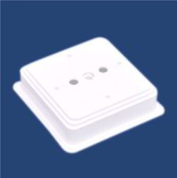 Steel Rectangular Square Box, for Switches, Dimension: 8*4