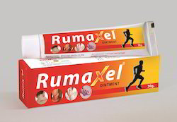 Ayurvrdic Pain Reliever Ointment - Rumaxel