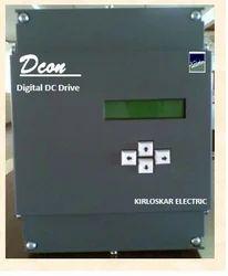 Kirloskar Dcon Digital  DC Drive