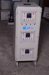 Servo Voltage Stabilizer 3 Phase For C.N.C. Machine