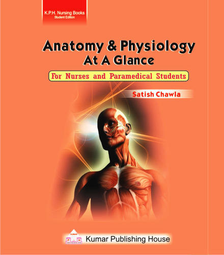 Anatomy and Physiology Book For Paramedical Student at Rs 125.00 ...