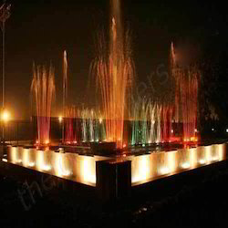 Designer Garden Fountain