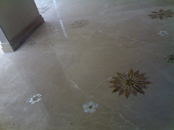 MOP Inlaid Stone Panels