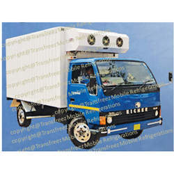 Chilled Food Refrigerated Trucks