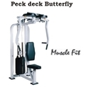 Musclefit Peck Deck Butterfly Machine