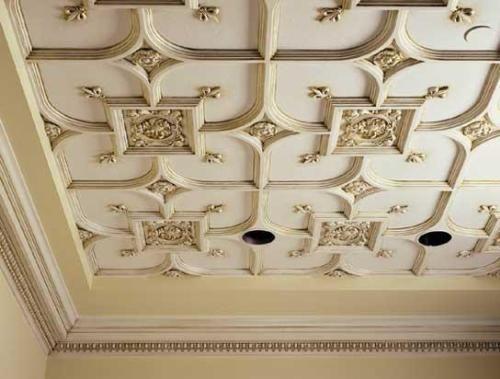Pop Works Art Design Plaster Of Paris Wall Ceiling & Plaster Of Paris Designs For Walls | RevolutionHR