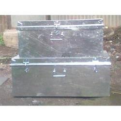 Petti Stainless Steel Trunk