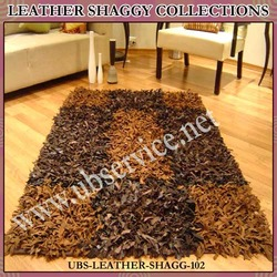 Leather Shaggy Collection