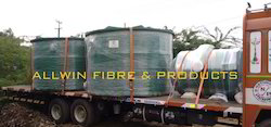 PVC-FRP HCL Storage Tanks