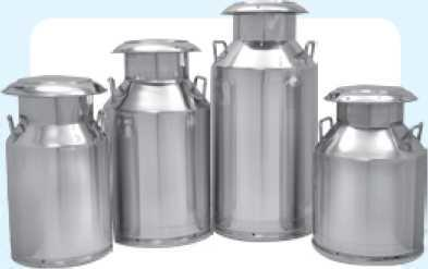 Stainless Steel Milk Can Stainless Steel Milk Cans