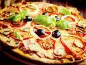 Pizza Salami Di Funghi