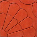 Pvc Chequered Tiles Moulds (ct-17)