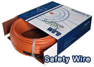 Submersible Safety Wire
