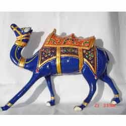 Metal Crafted Camel