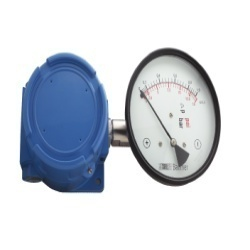 Baumer Differential Pressure Gauge Diaphragm Operated