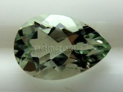Green Amethyst Gemstone