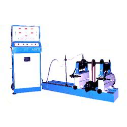 Two Plane Belt Drive Balancing Machine