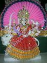 White Makrana Marble Durga Maa Statue