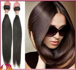 Indian Virgin Human Straight Hair Extension