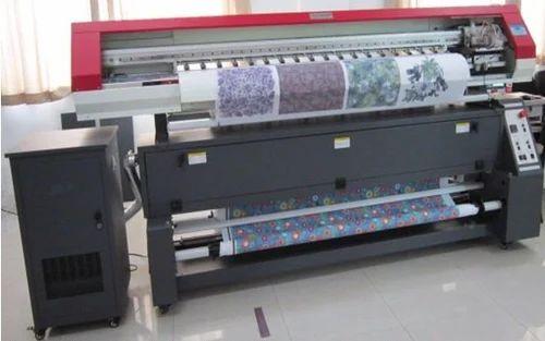 Digital Sublimation Fabric/Textile Printer - CMS Transworld