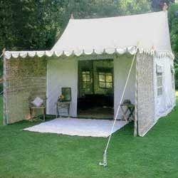 Light Weight Resort Tents
