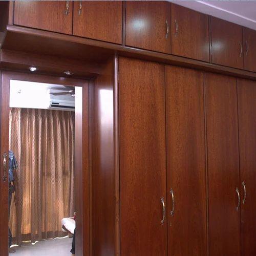 Full Wall Wardrobe Home Safe