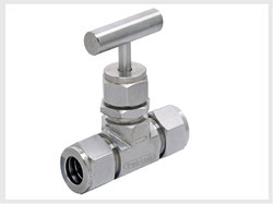 Industrial Needle Valve