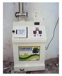 Waste Burning Machine - Portable Electrical Incinerators