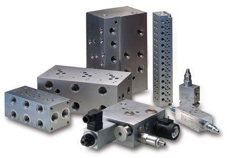 Hydraulic Manifold Block Single Hydraulic Manifold Block