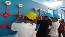 Building Wiring Work, Wiring Work - Shri Bhawani Engineering Works ...