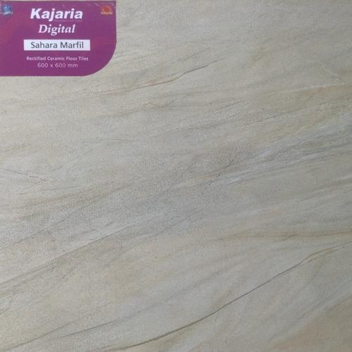 Sahara Marfil Kajaria Floor Tiles Size In Cm 60 60 Rs 65 Sft