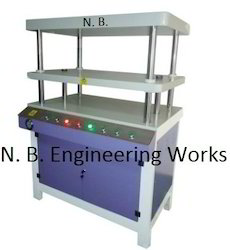 Hydraulic Book Pressing Machine Dab Press (DSM)