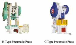 Pneumatic Power Press Machines