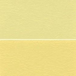 Cream Color Seat PVC Leather Cloth