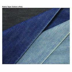 Poly Cotton Denim Fabric