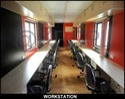 Readymade Office Cabin