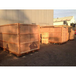 Newal Heavy Plywood Packing Boxes Capacity : 25 Kg to 10 Ton