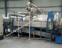 Fine Wire Enamelling Machine