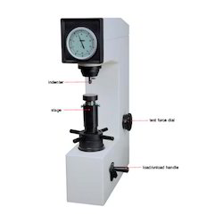 Manual Rockwell Hardness Tester