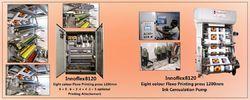 Innoflex8120 1200 mm 8 Colour Flexo Printing