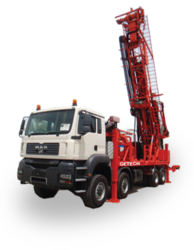 Hydraulic Reverse Circulation Drilling Rig