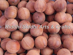 Laoshan Sandalwood Beads