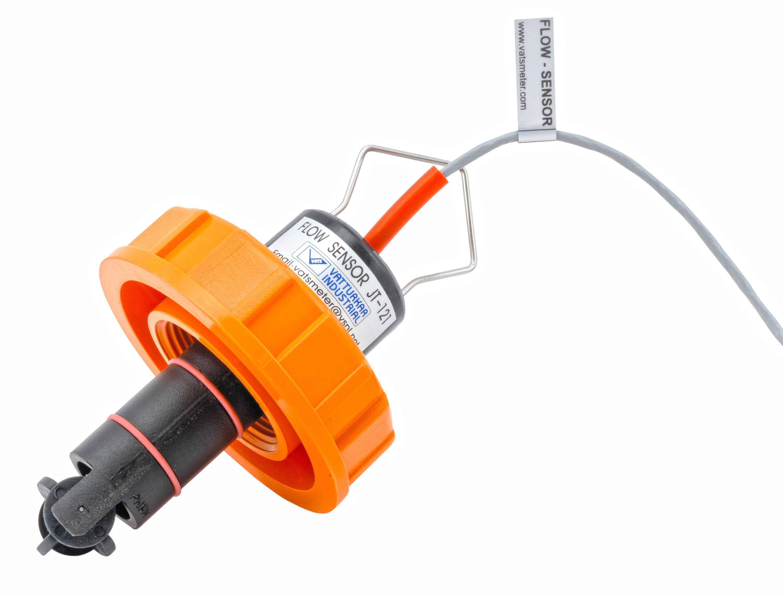 Paddlewheel sensors