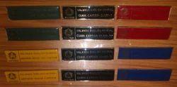 Brass Pocket Plates