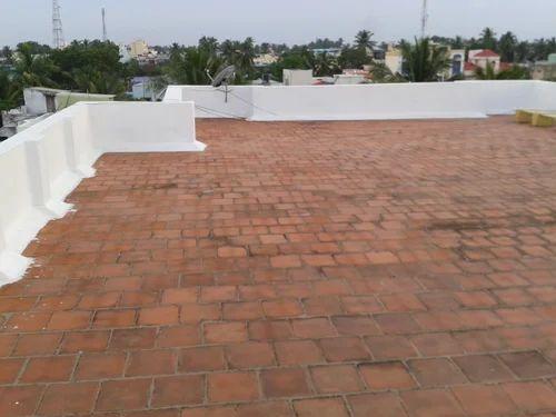 Roof Terrace Leakage Service Waterproofing Job Work
