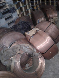 Stocklot of Tyre Bead Wire